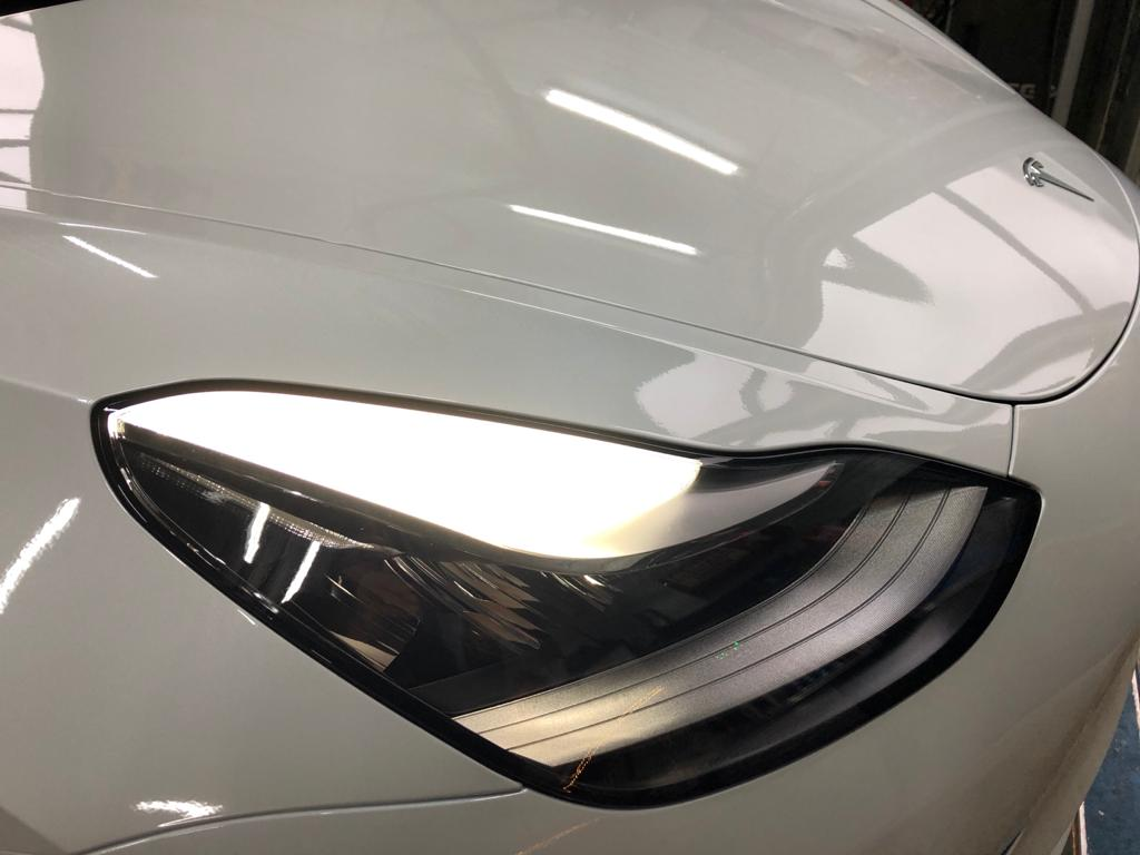 glascoating tesla model 3