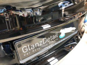 tesla glascoating