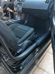 volvo c30 car detailing