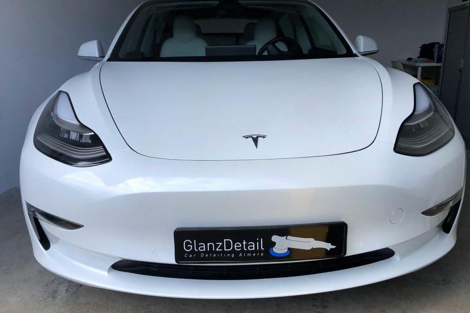 Glascoating Tesla