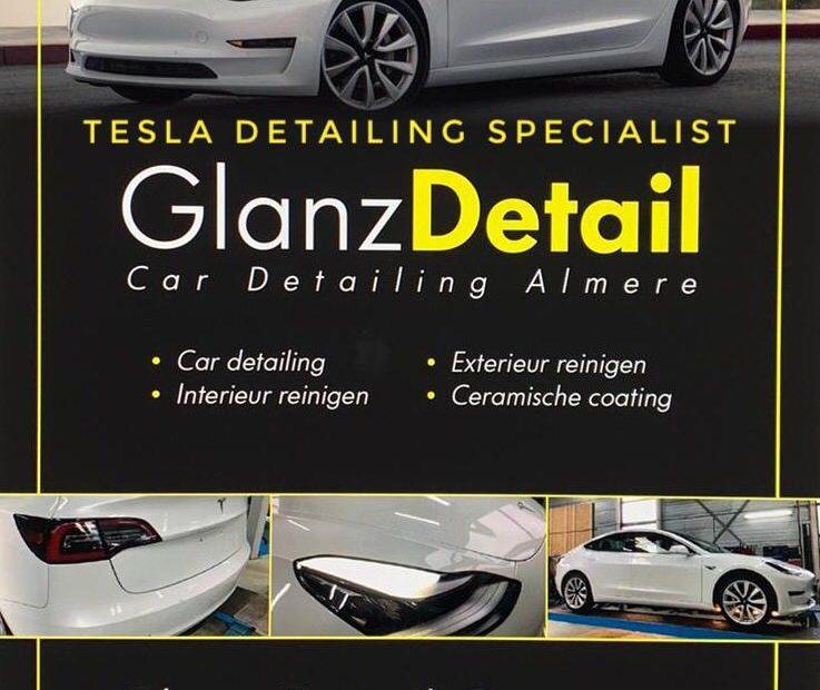 tesla detailing specialist