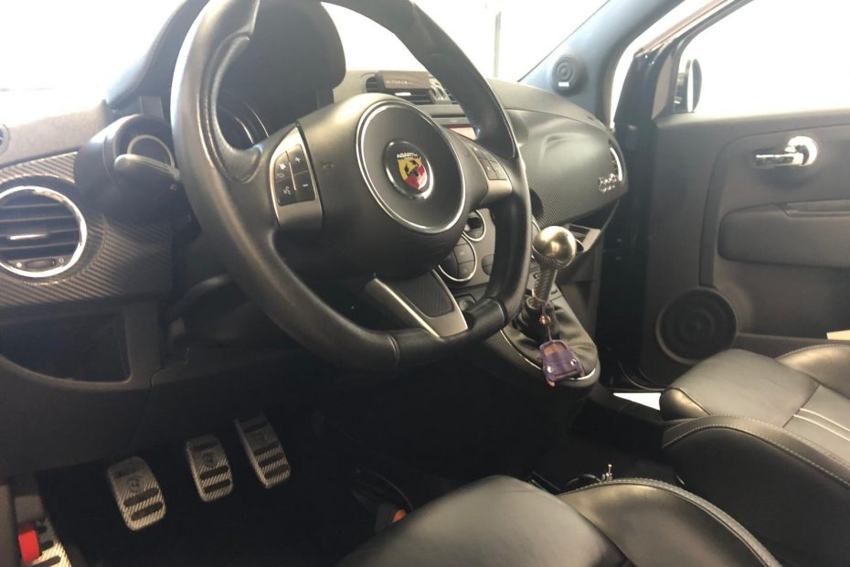 abarth glascoating