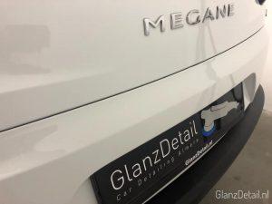 renault megane glascoating