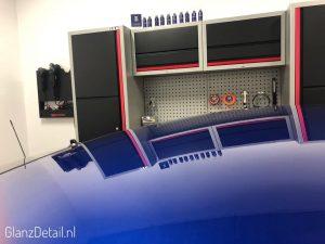 nissan 350z glascoating